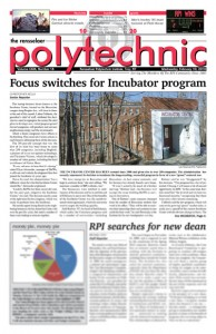 Focus switches for Incubator program